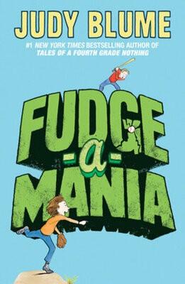 judy blume fudge-a-mania