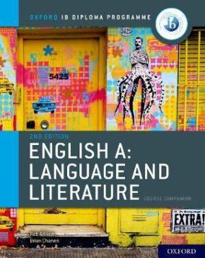 ib english a language and literature 2edn coursebook