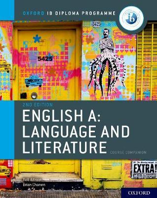 ib english a language and literature 2edn coursebook