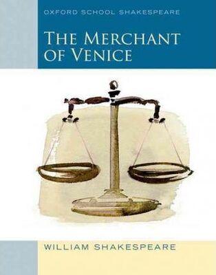 Oxford School Shakespeare Merchant of Venice