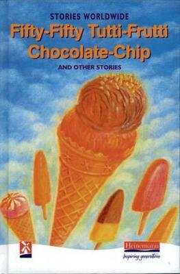 Stories Worldwide Fifty-Fifty Tutti-Frutti Chocolate Chip & Other Stories