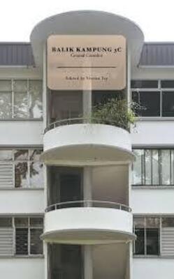 Balik Kampung 3C: Central Corridor