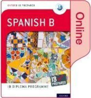 9780198434344 oxford ib prepared spanish b