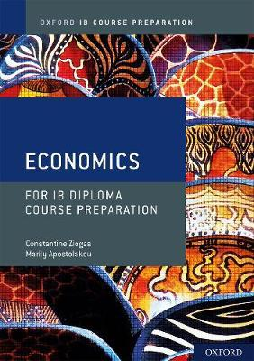 9781382004909 oxford ib economics preparation